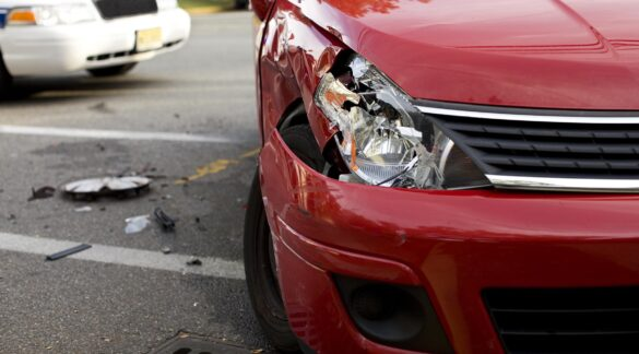 Have You, A Friend or Family Member Ever Been in a Road Accident?