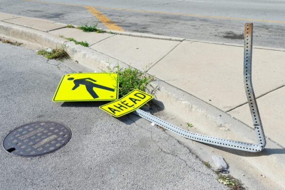 Pedestrian Accident Claims